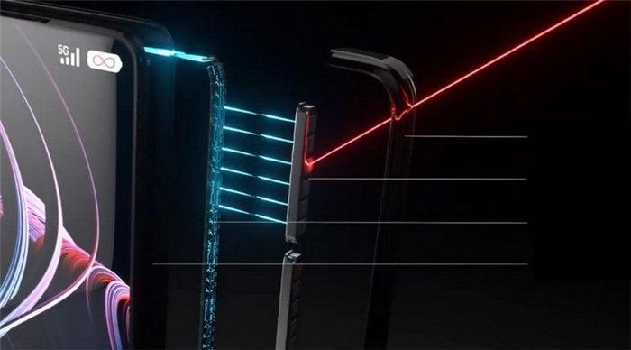 Oppo Ace Infinity uzaktan kablosuz şarj