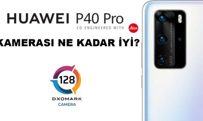 Huawei P40 Pro kamera performansı nasıl?   DXOMARK #18