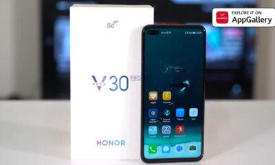 Honor'un en iyisi! | Honor V30 Pro 5G incelemesi