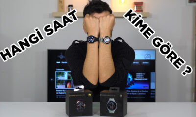 Huawei Watch GT 2 vs. Watch GT 2e   Hangi saat kime göre?