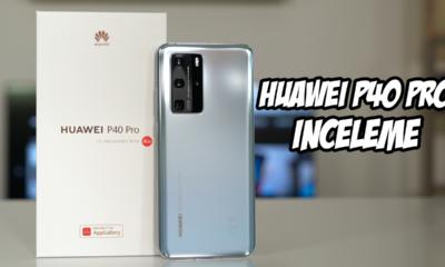 Huawei P40 Pro inceleme