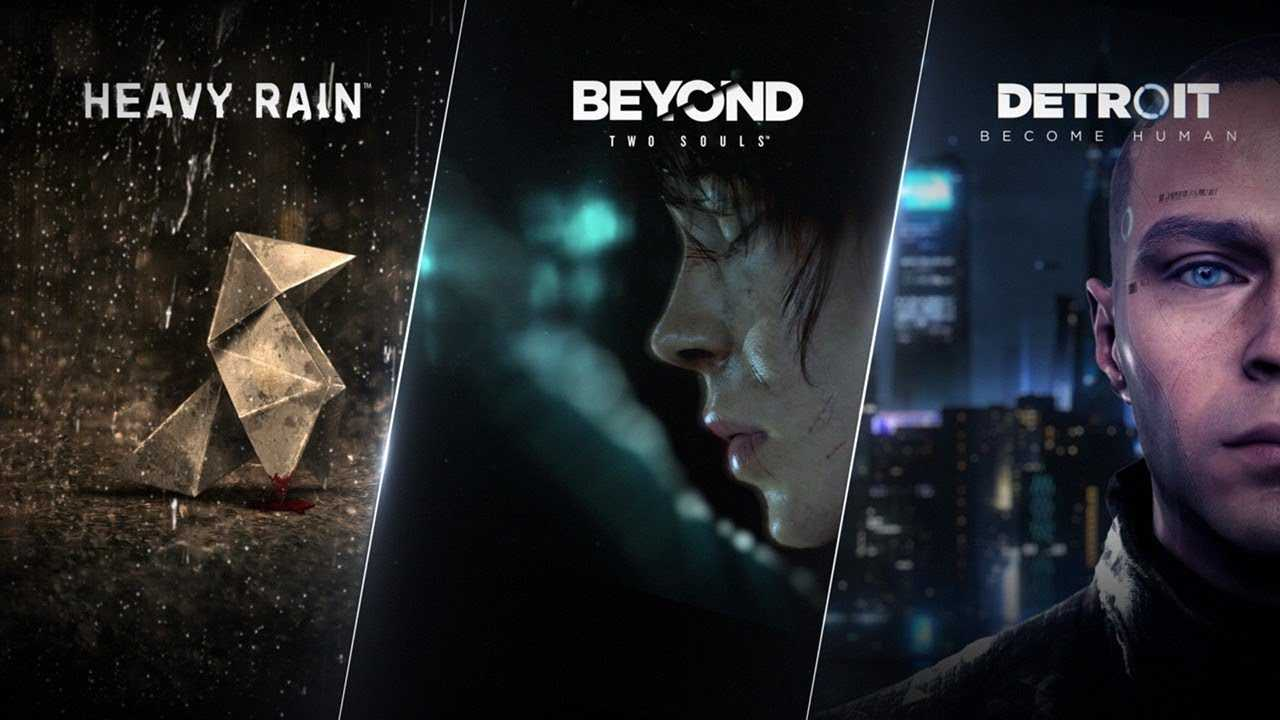 detroit beyond two souls heavy rain steam