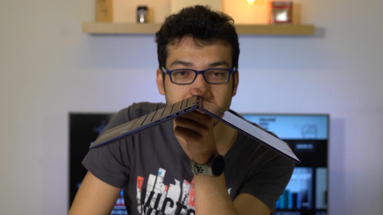 HP Elite Dragonfly incelemesi | Tüy kadar hafif bilgisayar!