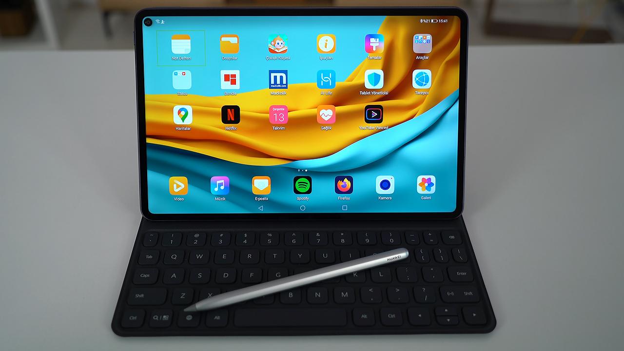 Huawei Matepad Pro inceleme