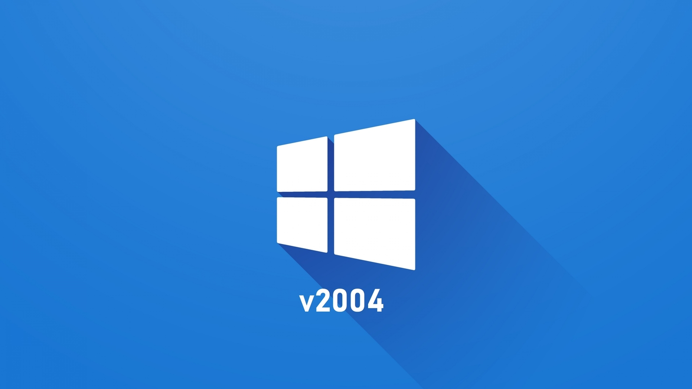 windows 10 v2004 guncelleme
