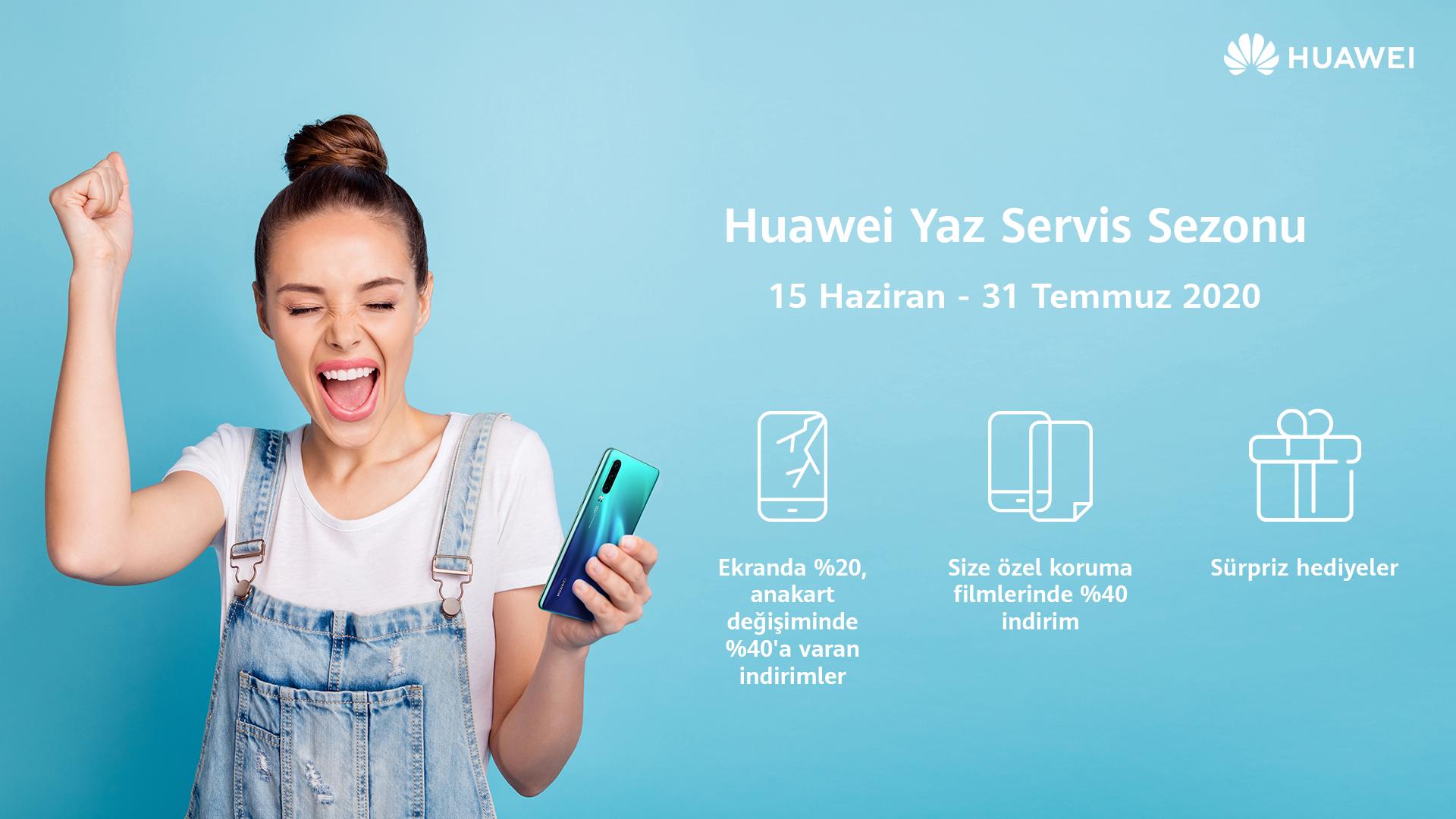 Huawei Teknik Servis