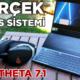İçinde GERÇEK 7.1 ses sistemi olan kulaklık: ROG Theta 7.1