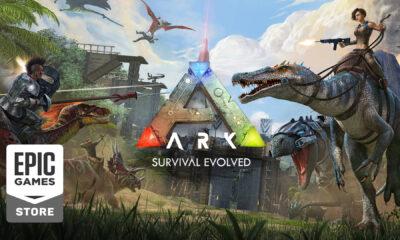 ark survival evolved bedava oyun epic