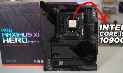 Intel Core i9 10900 ve ROG Maximus XII Hero Wi-Fi incelemesi | Yeni Intel işlemciler neler sunuyor?