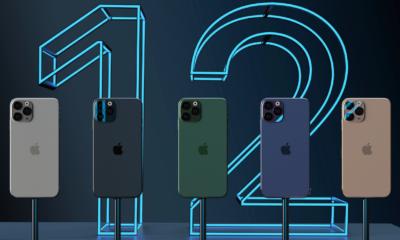 iphone 12 4K 120FPS