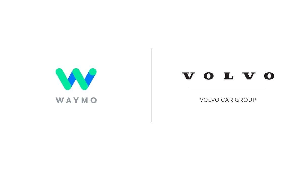 Volvo Waymo