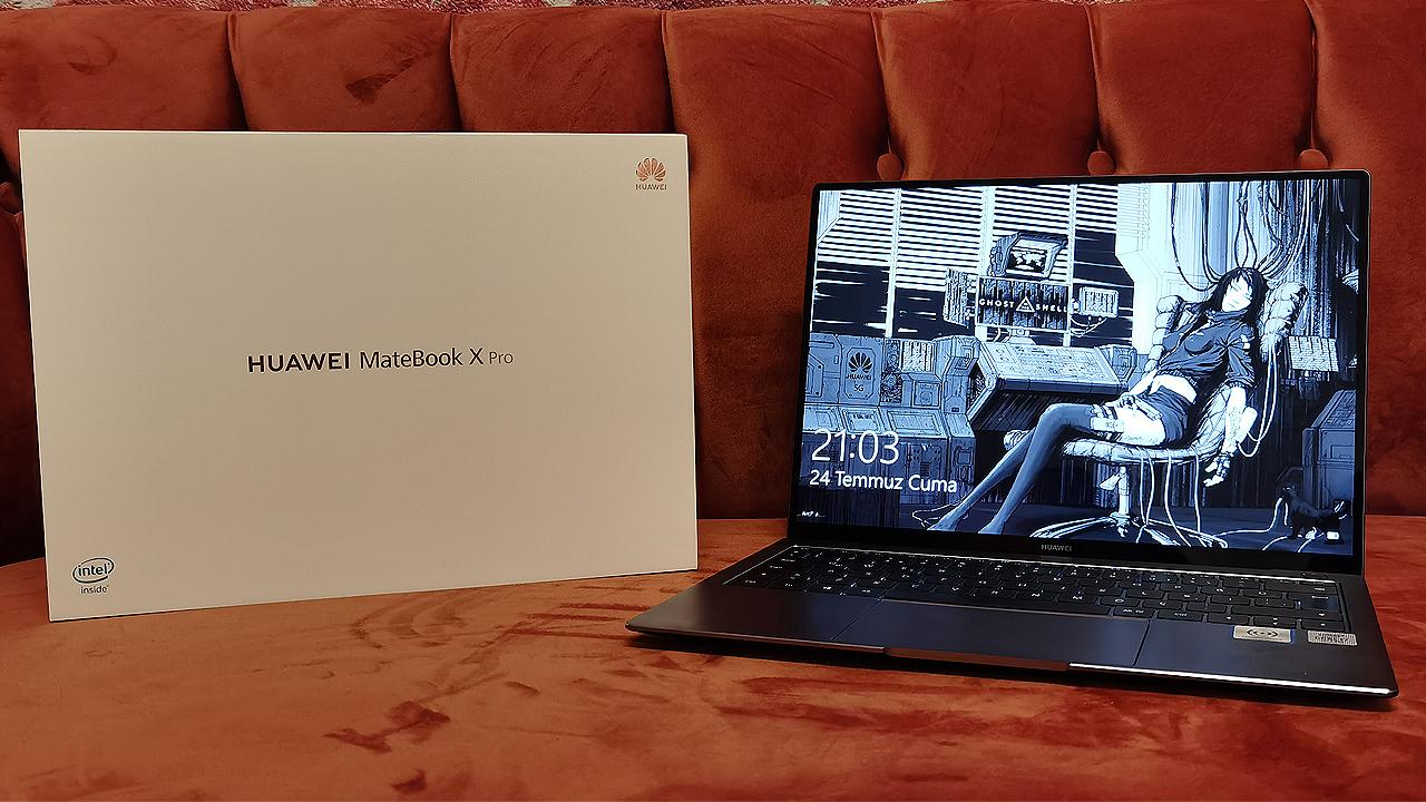 Huawei MateBook X Pro (2020) inceleme