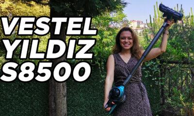 Evinizde pratikliğin yıldızı: Vestel Yıldız S8500 incelemesi