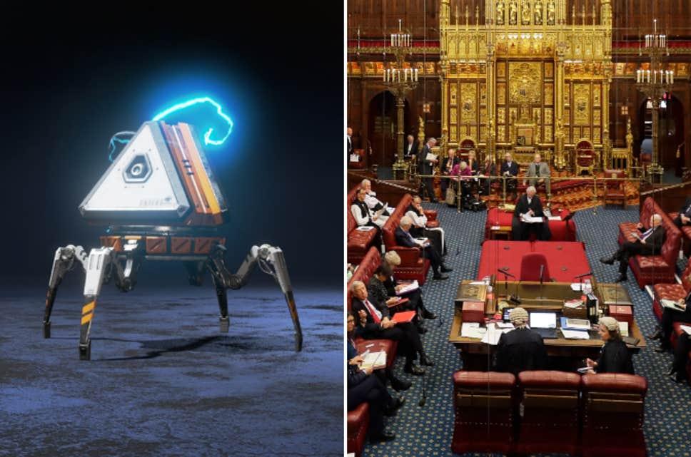 Birleşik Krallık Parlamentosu