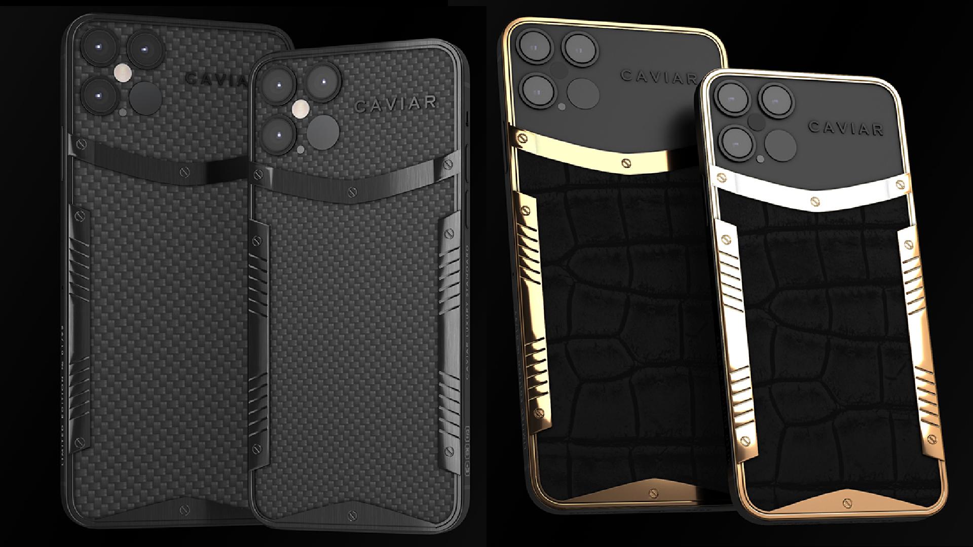 caviar iphone 12 pro