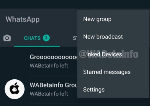 whatsapp birden fazla cihaz