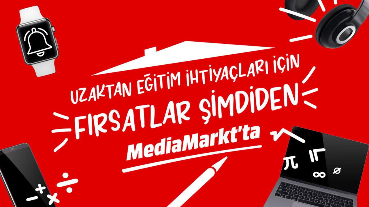 MediaMarkt Okula Dönüş