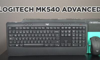 Dört dörtlük kablosuz klavye ve fare seti! | Logitech MK540 Advanced incelemesi