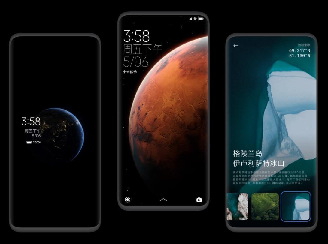 Xiaomi Süper Duvarkağıdı Android