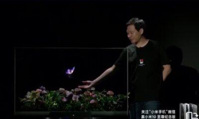 Xiaomi lansman mi lux tv
