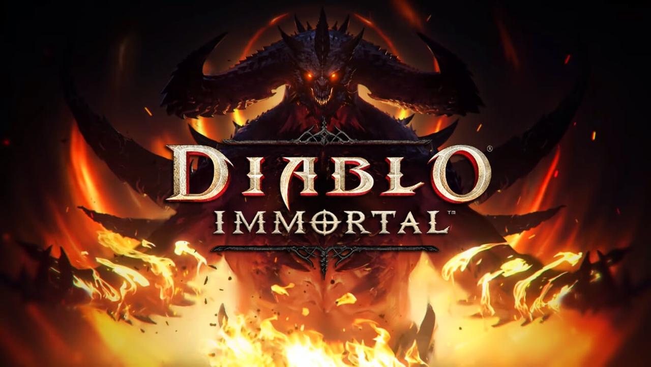 diablo immortal mobil