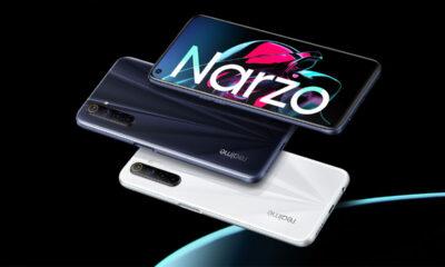 Realme Narzo Türkiye'ye geliyor