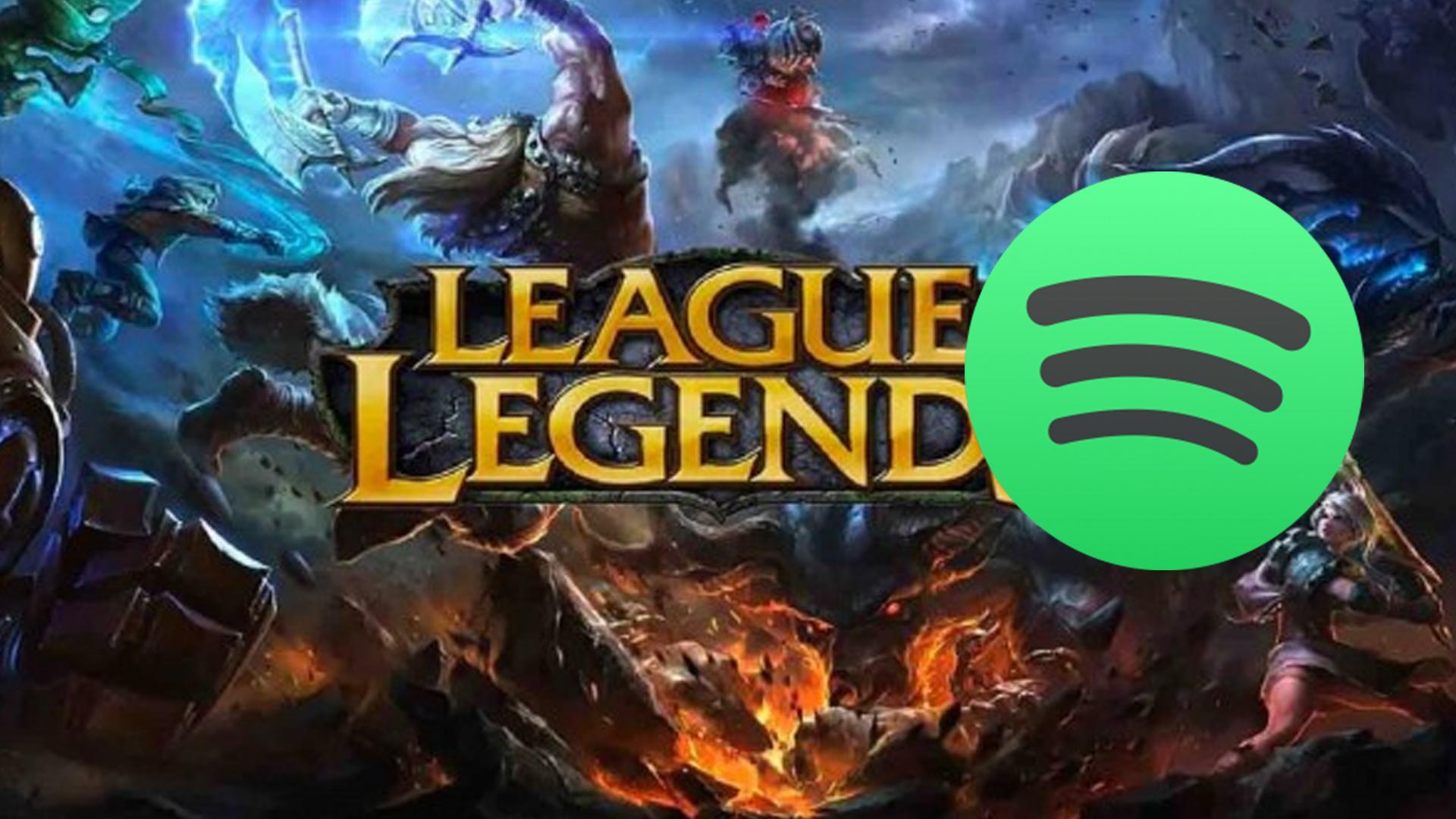 Spotify League of Legends
