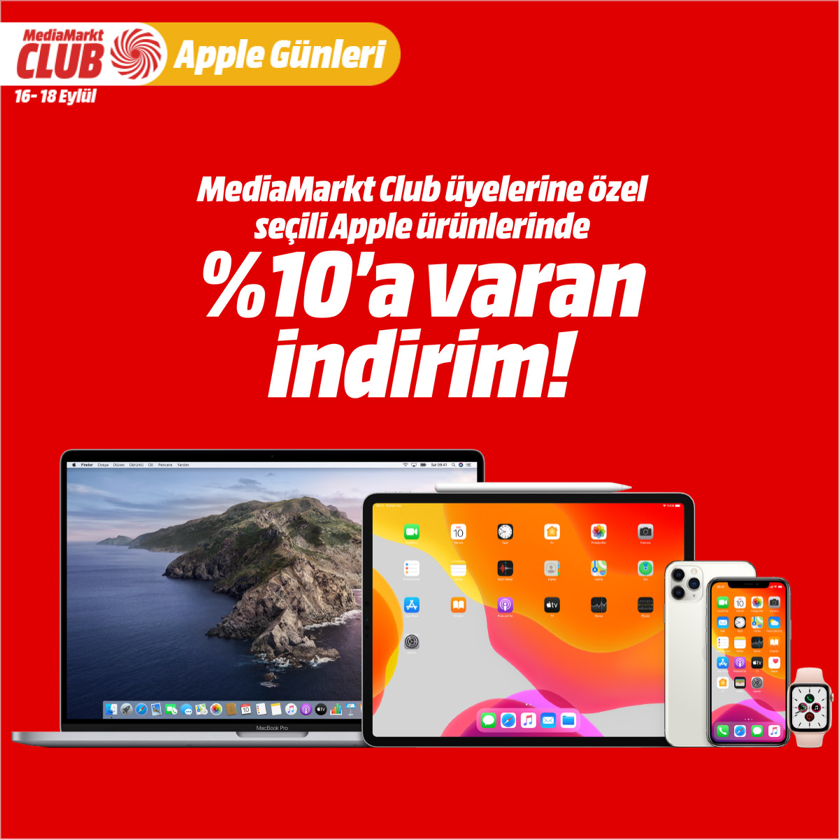 MediaMarkt Apple