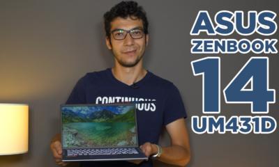 ASUS ZenBook 14 UM431D incelemesi   AMD işemcili fiyat/performans odaklı laptop