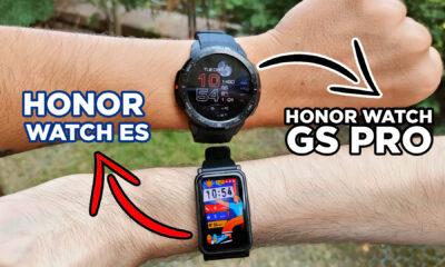 EN SAĞLAM AKILLI SAAT | Honor Watch GS Pro & Honor Watch ES ön bakış