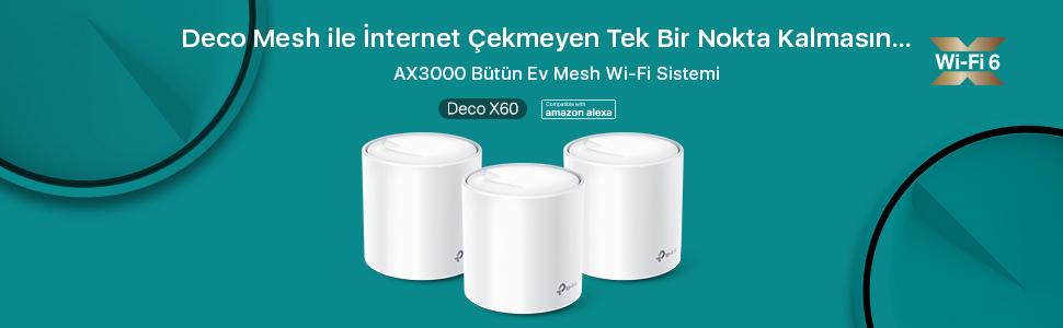 TLink Deco X60, x20