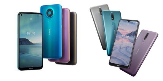 Nokia 2.4 3.4