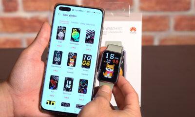 Huawei Watch Fit inceleme kapak