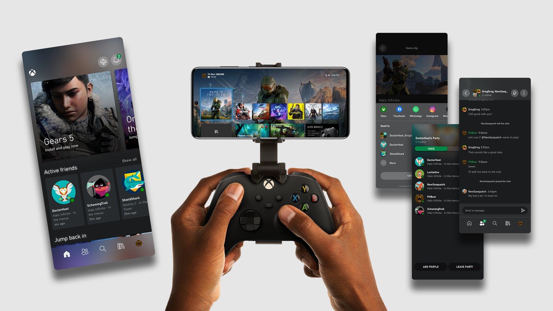 Xbox Remote Play