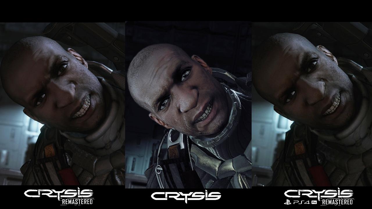 Crysis Remastered vs. Crysis (2007) karşılaştırması [PC - PS4 Pro]