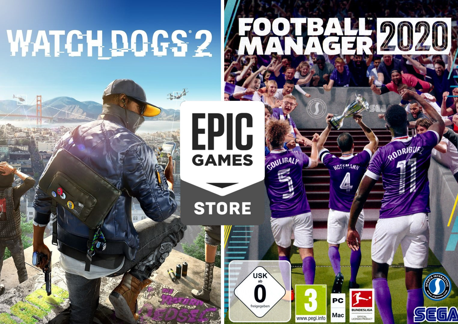 epic games football manager watch dogs 2