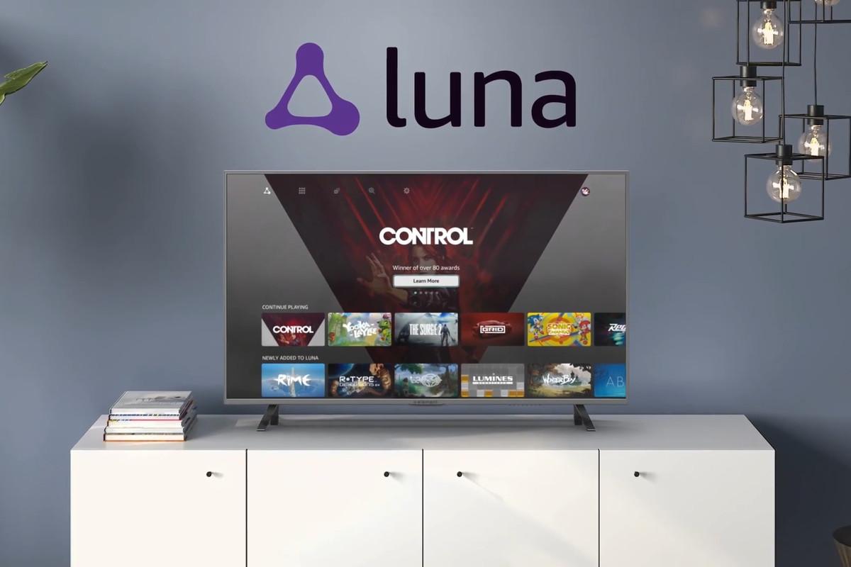 Amazon, bulut tabanlı oyun servisi Luna'yı duyurdu!