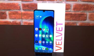 LG Velvet inceleme - Özlemişiz seni LG!