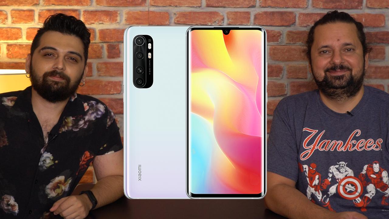 Xiaomi Mi Note 10 Lite Kullanıcı Deneyimi (Şahin Ulaş)