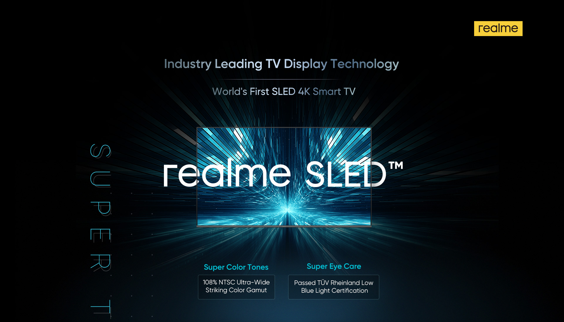 Realme SLED Smart TV