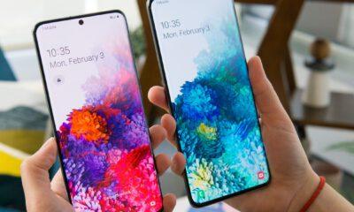 Samsung Galaxy S10 Galaxy S20