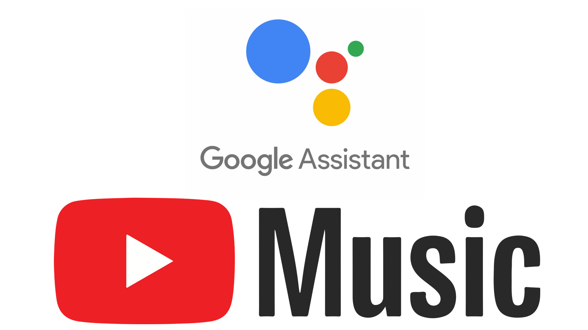 Google Asistan YouTube Music