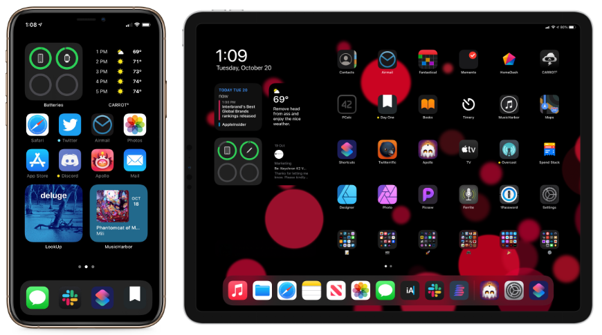 iOS 14.1 ve iPadOS 14.1