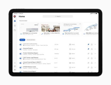 iPad için Office