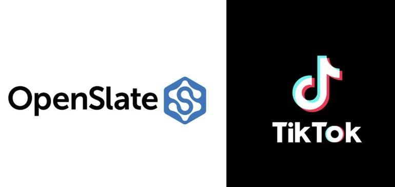 TikTok, OpenSlate ile Yeni Ortaklığını Duyurdu