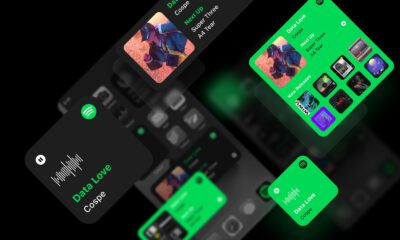 Spotify, iOS 14 için widget'larını test ediyor!