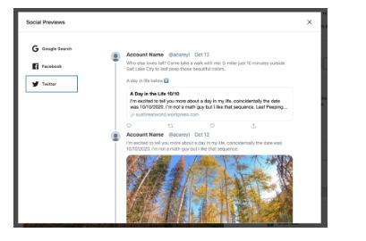 WordPress tüm blog yazılarını twitter threads olarak yayınlama seçeneği ekliyor