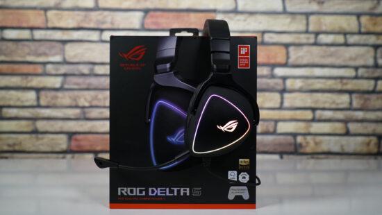Asus ROG Delta S