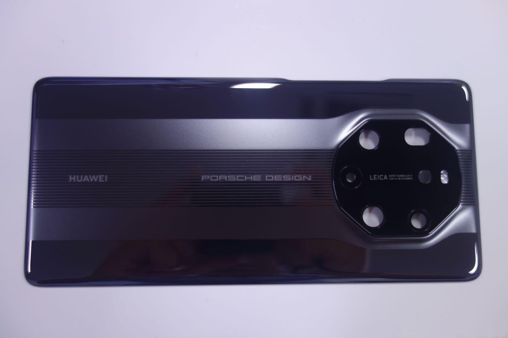 Huawei Mate 40 Pro RS Porsche Design tasarımı sızdırıldı!