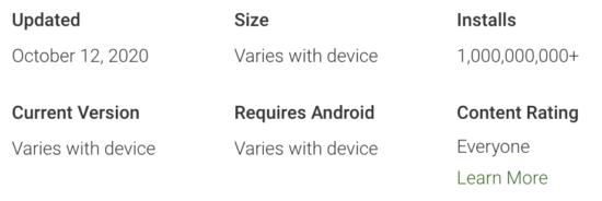 Google Dökümanlar